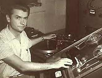 Sam Phillips At Sun Records 1952