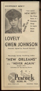 Gwen Johnson: Unsung Ladies of R&B