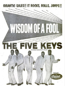Five Keys Capitol Ad
